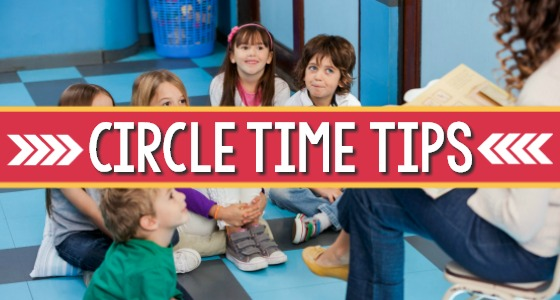 Circle Time Tips for Preschool and Pre-K Teachers