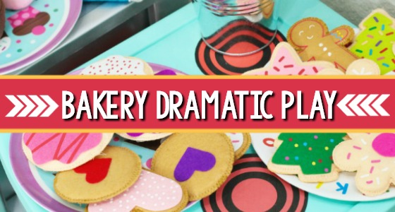 Bakery Dramatic Play Center in Preschool