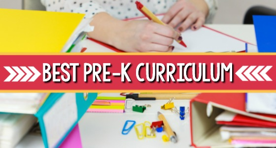 Best Curriculum for Pre-K