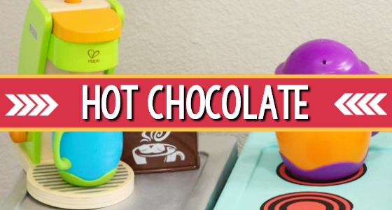 Hot Chocolate Dramatic Play