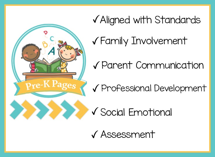 Pre-K Pages Curriculum