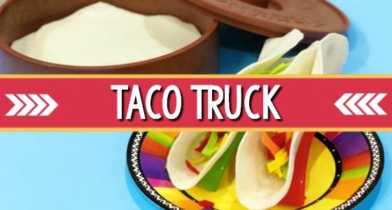 Taco Truck Dramatic Play