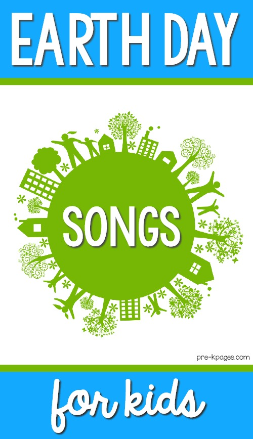 Earth Day Songs for Kids