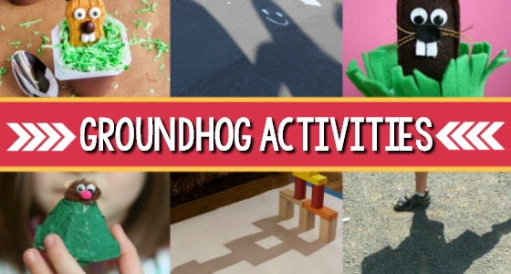 Groundhog Day Activities for Preschool