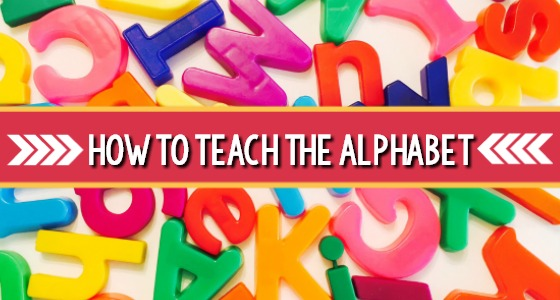 How to Teach the Alphabet