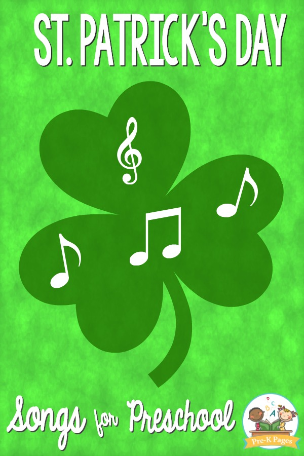 St Patricks Day Songs for Kids