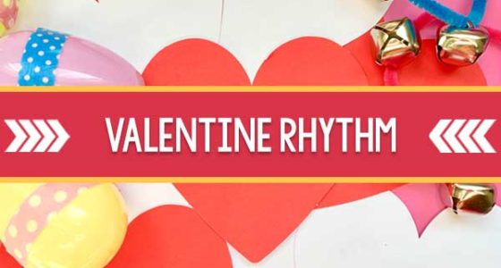 Valentine Rhythm and Pattern Activity