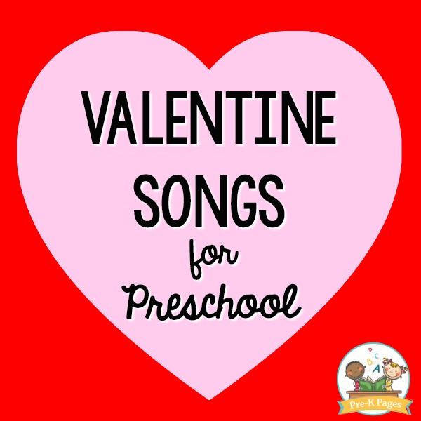 Valentine Songs for Preschool Kids