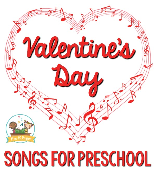 Valentines Day Song for Preschoolers