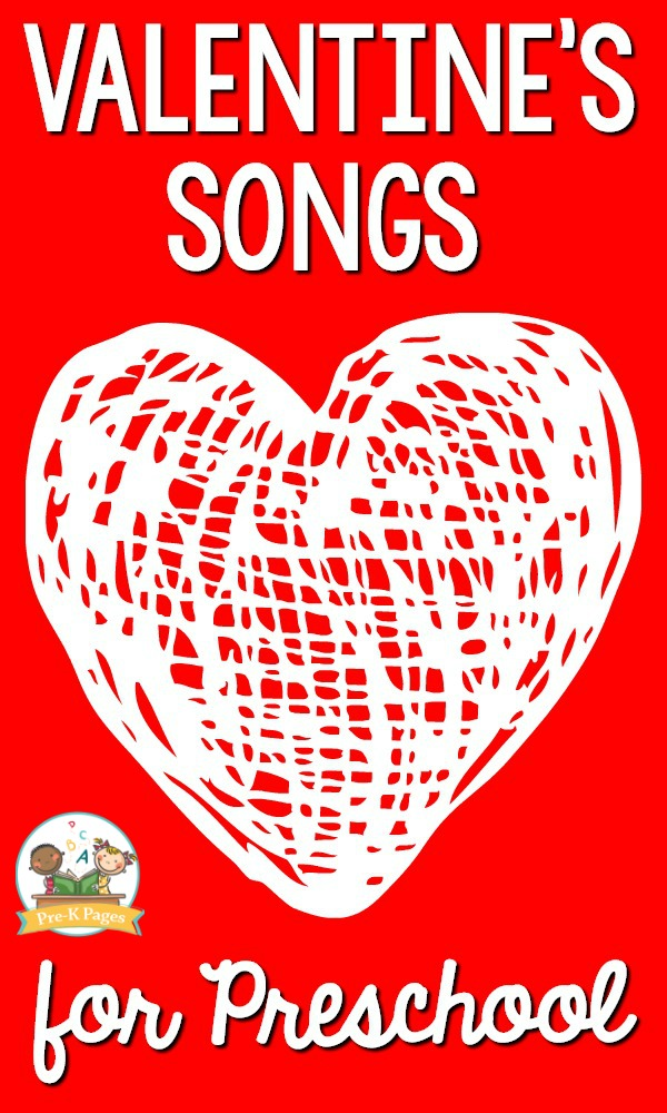 Valentines Songs for Preschool
