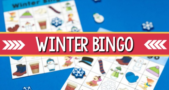 Winter Bingo Printable