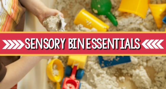 Sensory Bin Essentials
