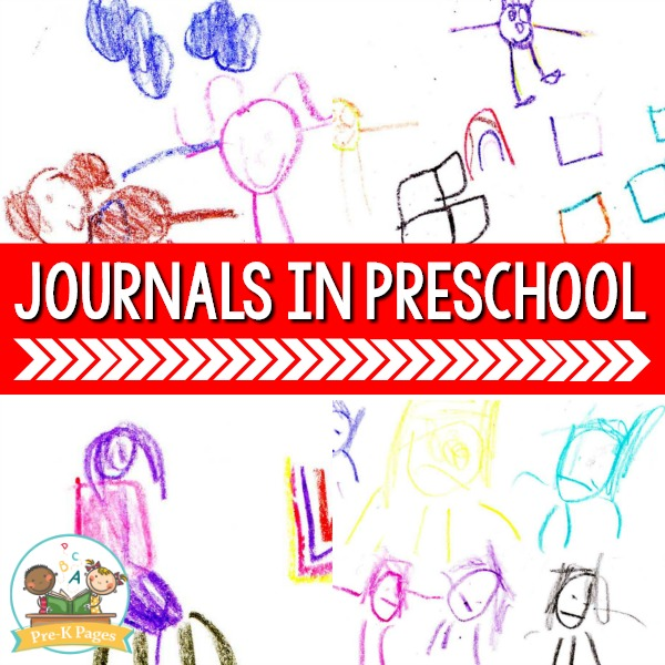 How to Use Journals in Preschool