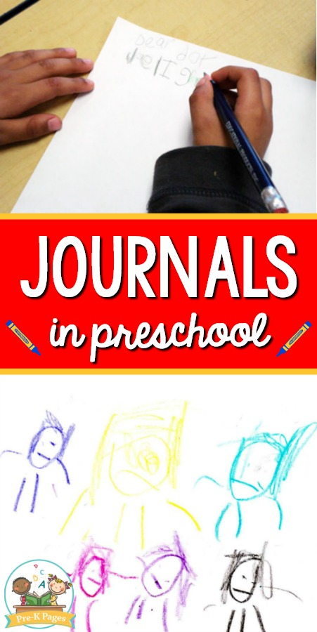 Journals for Preschool