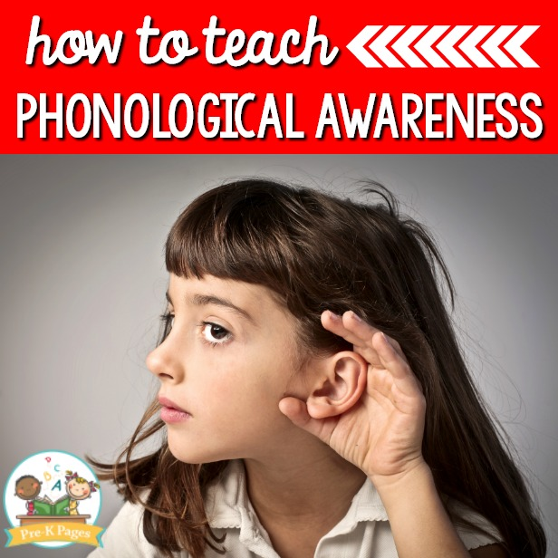 how to teach phonological awareness