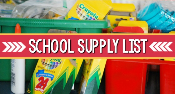 Must Have Supplies To Request For Your Preschool Classroom