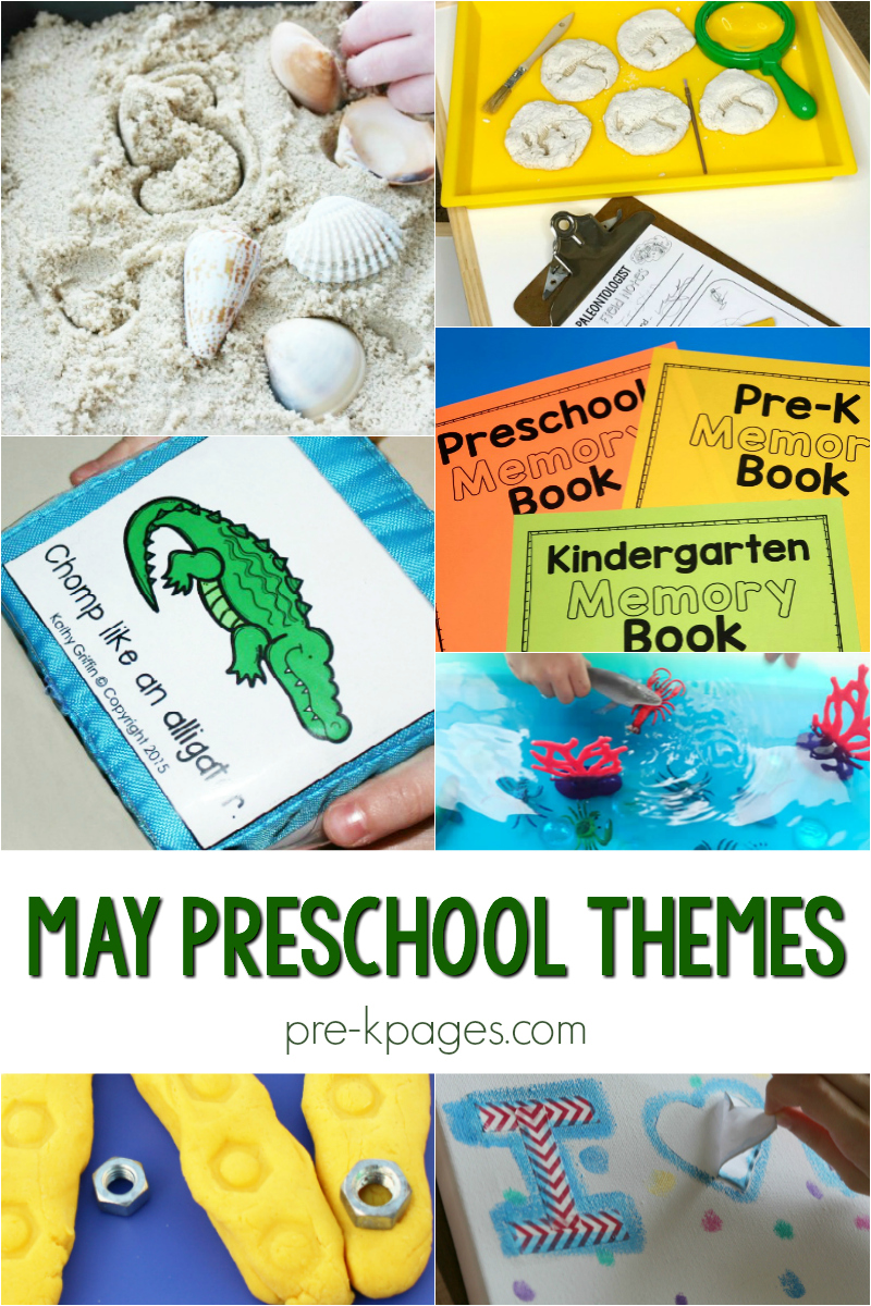 may curriculum themes for preschool