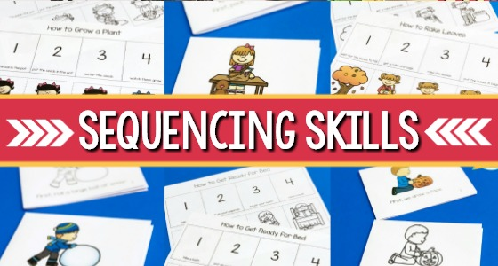 How to teach sequencing skills