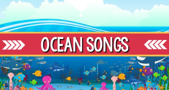 Ocean Songs for Preschool Kids