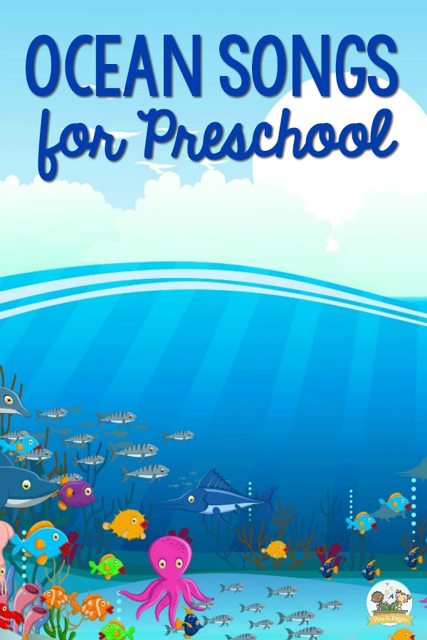 Ocean Songs for Preschoolers