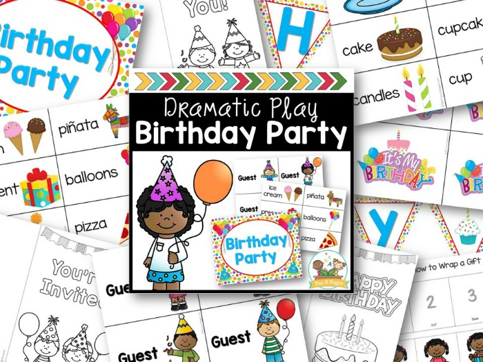 Birthday Party Preview
