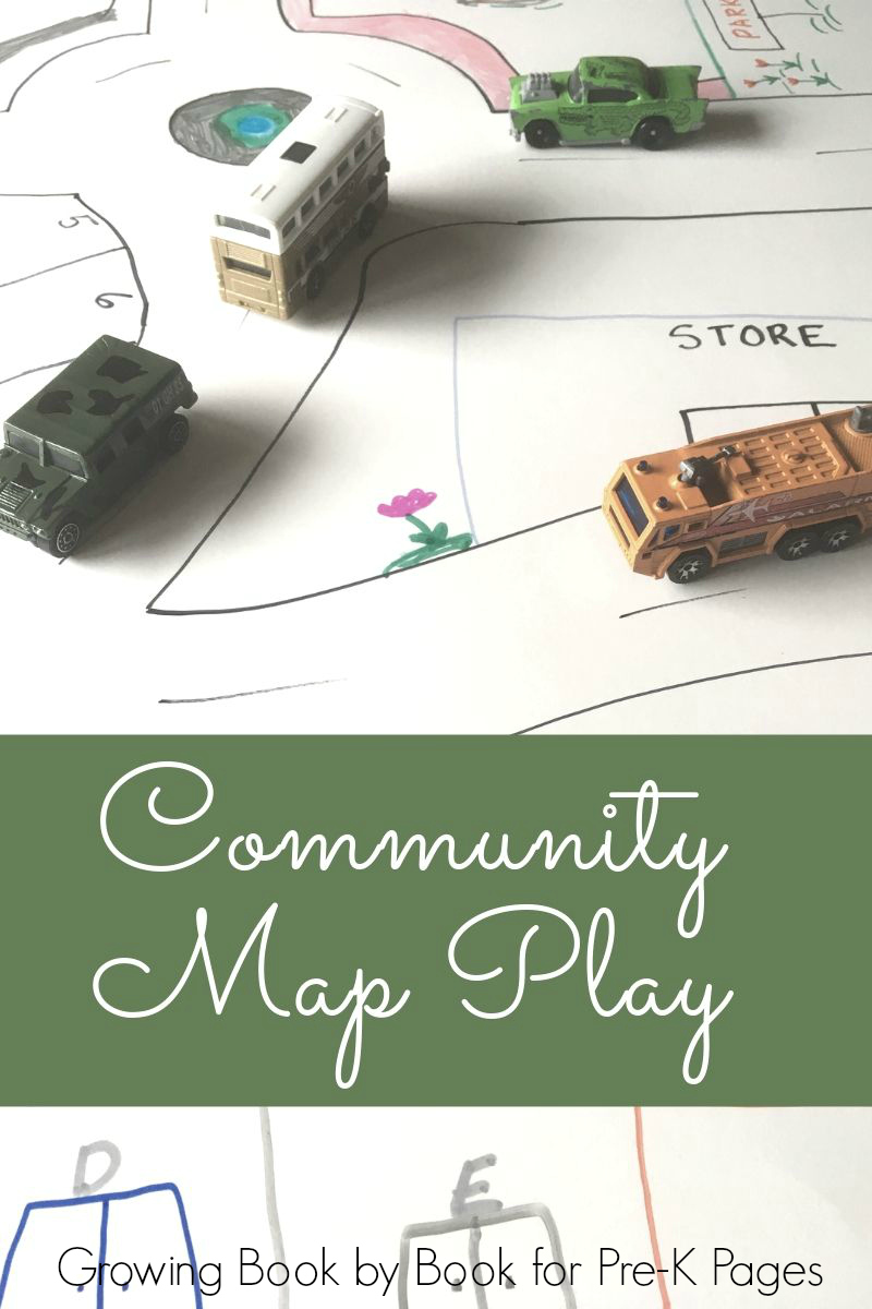 Community Map Play preschool