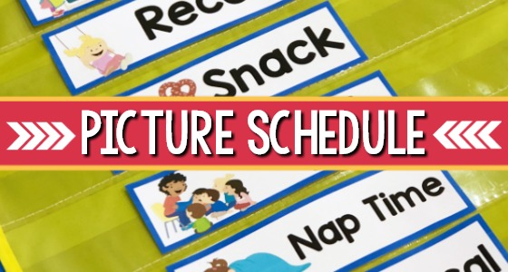 photo about Free Printable Visual Schedule for Preschool known as Envision Routine Playing cards for Preschool and Kindergarten