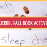 Squirrel Literacy Activity