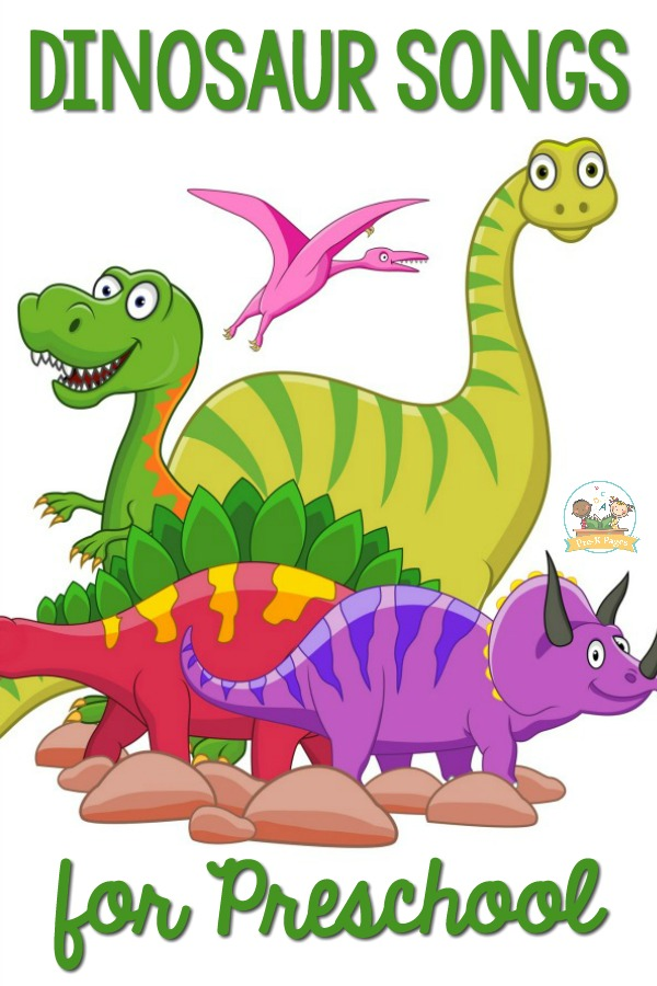 Best Dinosaur Songs for Kids
