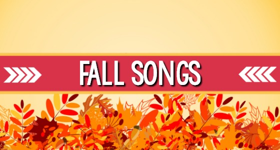 Fall Songs and Videos for Preschool