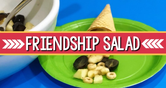 Friendship Fruit Salad for Thanksgiving