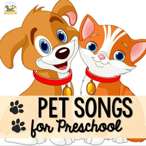 Pet Songs for Preschool