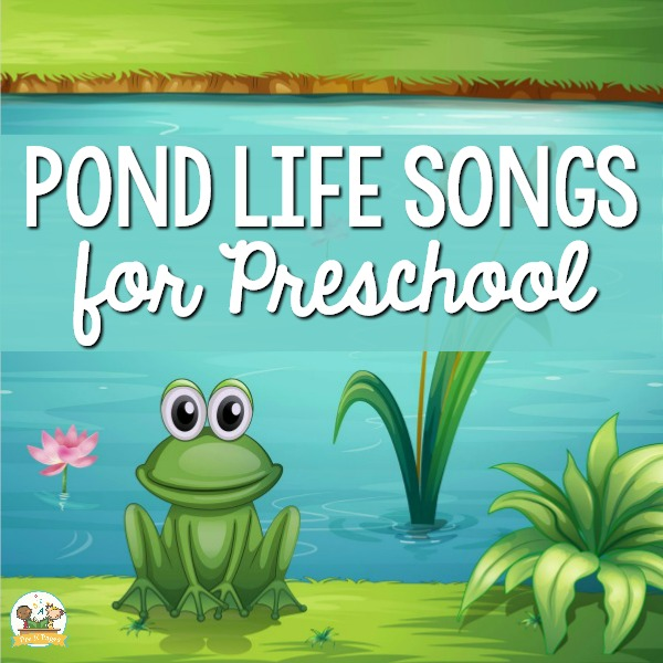 Pond Songs for Kids