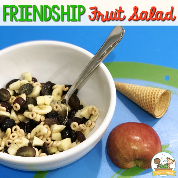 Sharing Salad Recipe