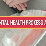 dental health art activity