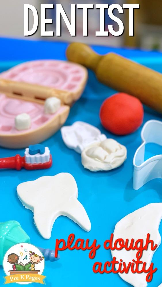 Dentist Play Dough