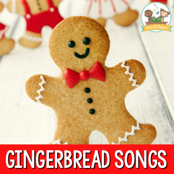 Gingerbread Man Songs