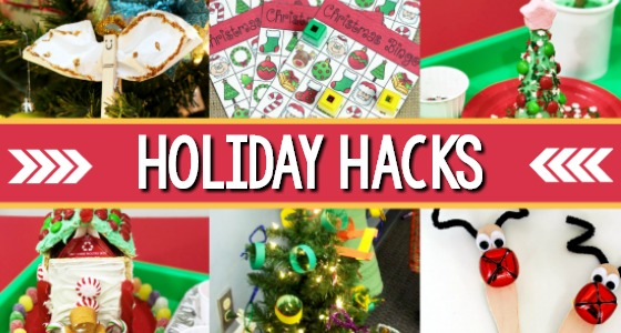 Holiday Hacks for the Preschool Classroom