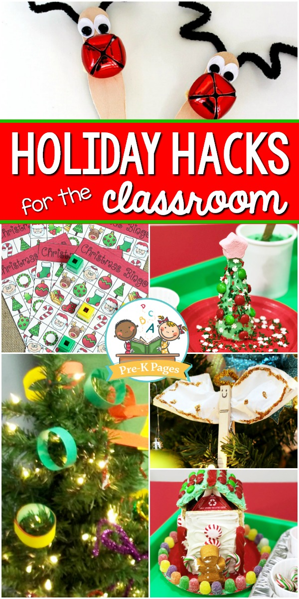 Holiday Hacks for the Classroom