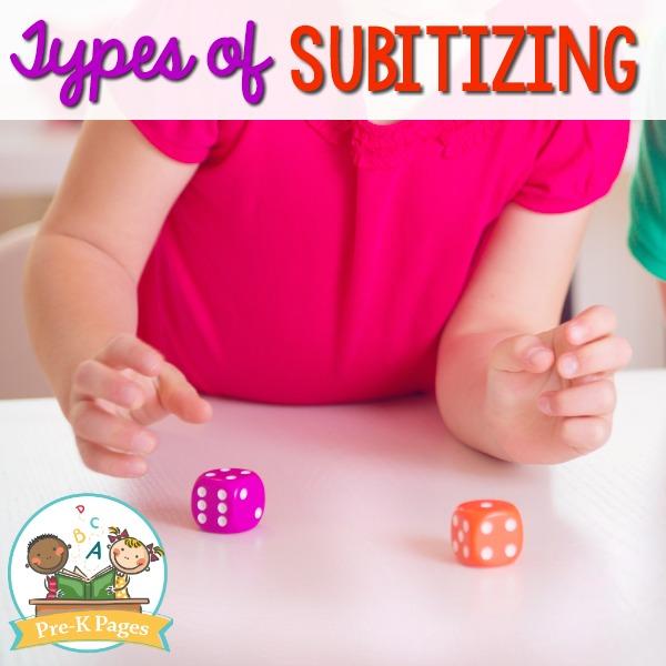 Types of Subitizing