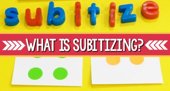 How to Teach Subitizing in Preschool