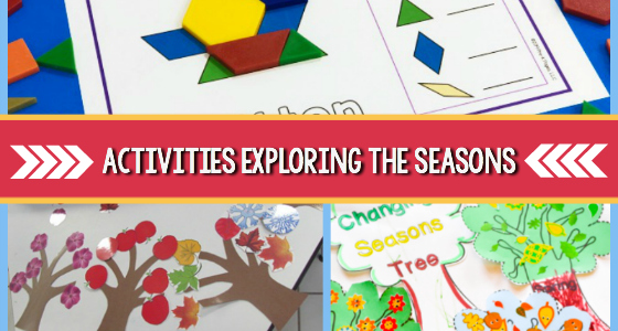 Activities for Exploring the Four Seasons