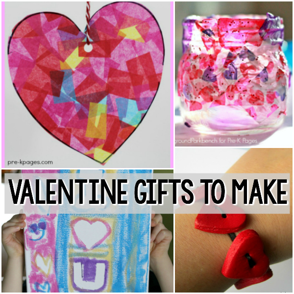 homemade valentine gifts preschool