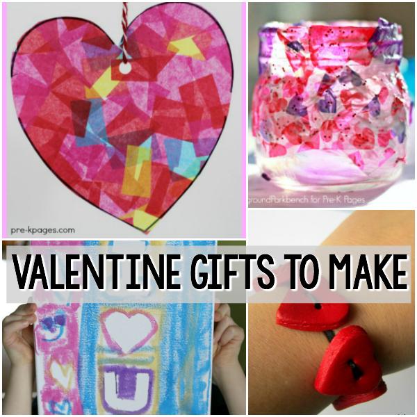 homemade valentine gifts preschool