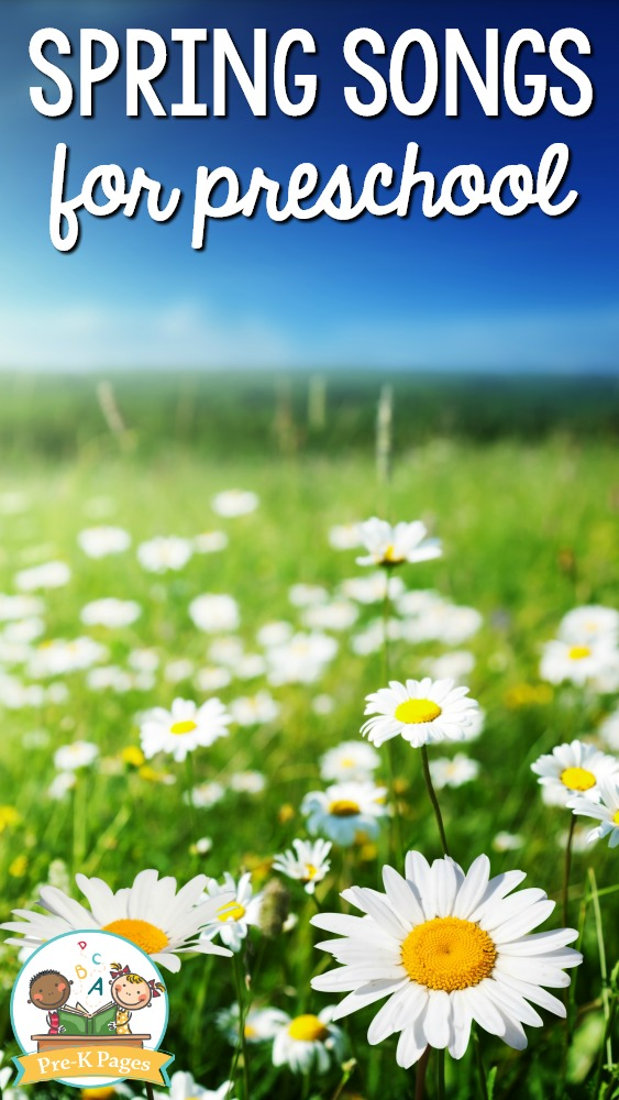 Plant and Seed Songs for Spring