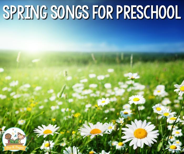 Spring Music for Preschool
