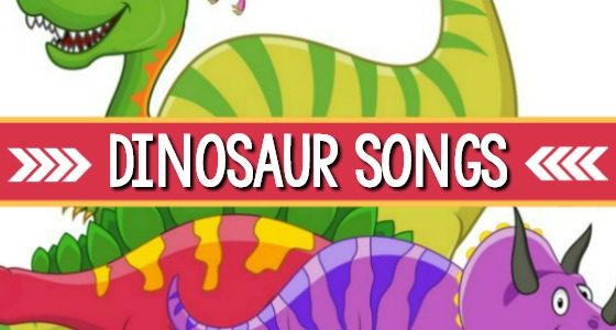 The Best Dinosaur Songs for Kids