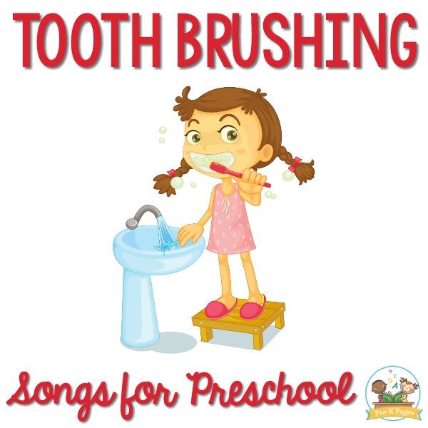 Tooth Brushing Songs for Preschool