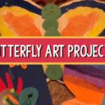 butterfly art activities preschool