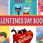 pre-k valentine books